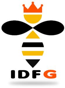 IDFG conseils astuces essaim d'abeilles